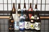 銘柄にこだわった日本酒