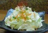 塩キャベツサラダ