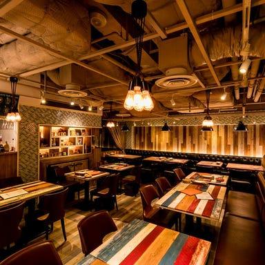 ガンボ&オイスターバー 新宿ルミネエスト店 店内の画像