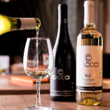 【CACCCIワイン】 牡蠣のために作られたワインと一緒に♪