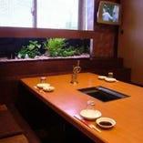 個室席(8~10名様×12)