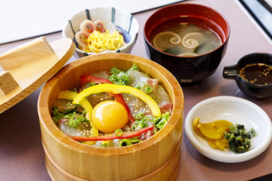 ishizuchi kitchen ORANGE  こだわりの画像