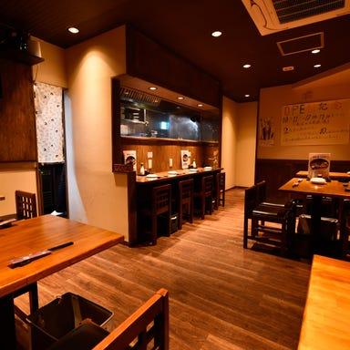 目利きの鮮魚×季節の日本酒 あめんぼ 国分寺店 店内の画像