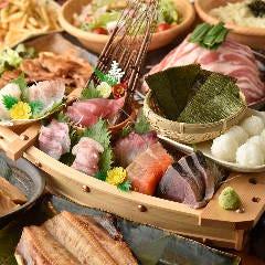 目利きの鮮魚×季節の日本酒 あめんぼ 国分寺店