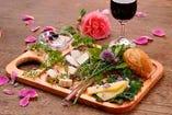 十勝千年の森 ガーデンカフェ ラウラウ