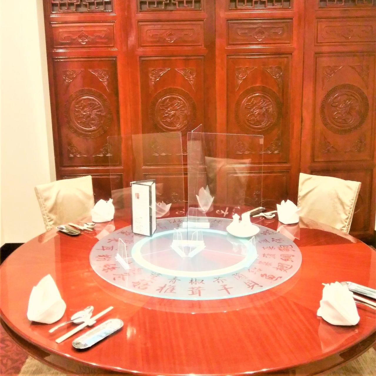 接待や企業宴会に最適な個室