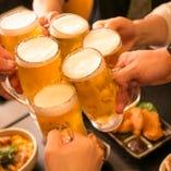 小宴会も大人気!!3密にも配慮のご案内を心がけています!