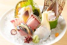 きっときと鮮魚のお造り盛り合わせ