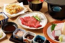 富山食べ尽し「はこぶね定食」