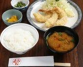 【ランチ】エビフライ定食