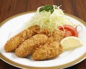 【ランチ】カキフライ定食・冬季のみ