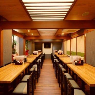 個室居酒屋 鳥道酒場 (とりみちさかば) 新宿店 店内の画像