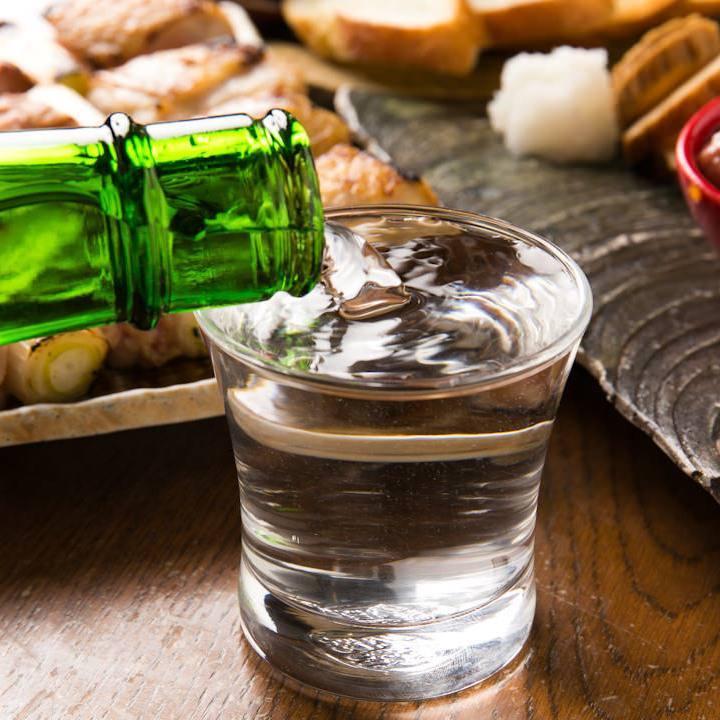 日本の『旨いっ』が大集合!!こだわり食材と人気の地酒でご宴会