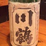 川鶴 純米酒