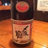 〆張鶴 花 普通酒