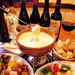 チーズ&フルーツバル エスパス 福島店