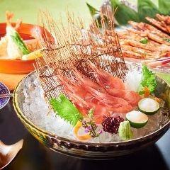 初夏の季節料理「海老づくし」