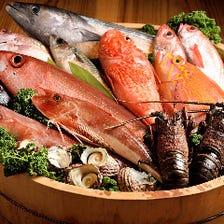宮崎・日向灘獲れの鮮魚を新橋に空輸