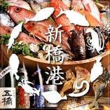 やひろ丸 新橋港 漁師が目利きの海鮮酒場