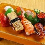 握り寿司盛り合わせ