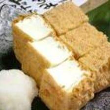 自家製 厚揚げ豆腐