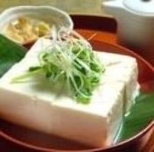 毎日手作りしているなめらか豆腐