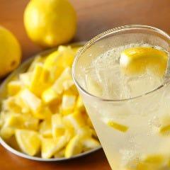 いろ葉のレモンサワー