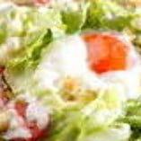 とろとろ温たまサラダ