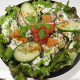 きまぐれグリーンサラダ