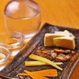 【日本酒ご注文の方限定】日本酒に合うチーズの盛り合わせ