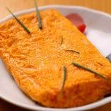こだわりの「蘭王卵」を使用した逸品は必食!濃厚な味わいが◎