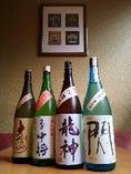 蕎の酒(本日おすすめの日本酒)