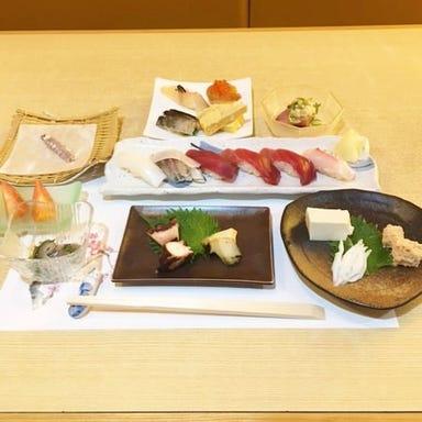 寿司 よし佳  コースの画像