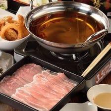 【お得】豚しゃぶしゃぶ食べ放題90分
