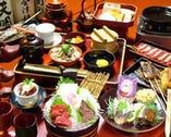 会津を堪能出来るコース料理