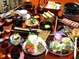 會津郷土料理を堪能【會津懐石】
