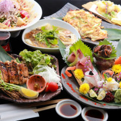 海鮮酒菜 げんげ