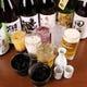 ◆その日の日本酒全種OK!プレミアム飲み放題も実施中