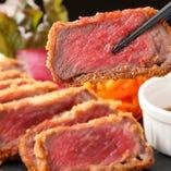 上質な牛肉や、ささ木豚などで仕立てる洋食をご賞味ください