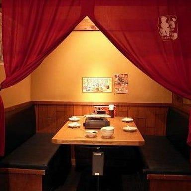 赤から 渋谷店 店内の画像