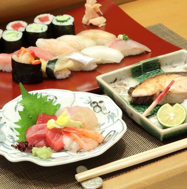 千取寿司本店