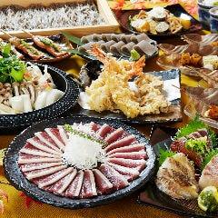 東京駅近く 寛ぎ個室と旬菜和食のお店 高田屋 大手町店