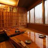 【完全個室】接待等のビジネスシーンはもちろん、企業宴会や地域の集まりにもご利用可能!