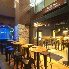 LUXURY STAND MILAS BAR&CAFE 渋谷