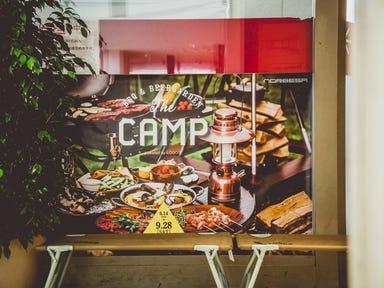 """ノルベサ BEER GARDEN & BBQ """"THE CAMP""""  メニューの画像"""