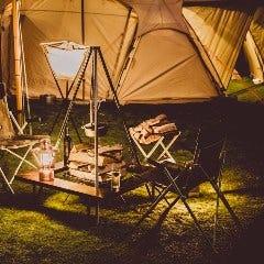 """ノルベサ BEER GARDEN & BBQ """"THE CAMP"""""""