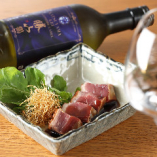 ◆日本酒ペアリングコースは10,000円~20,000円