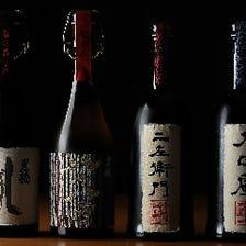 酒ソムリエが選ぶ感動の日本酒