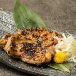 さつま鶏の粕漬 炭火焼