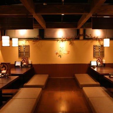 居酒屋 いろはにほへと いわき平二町目店 店内の画像